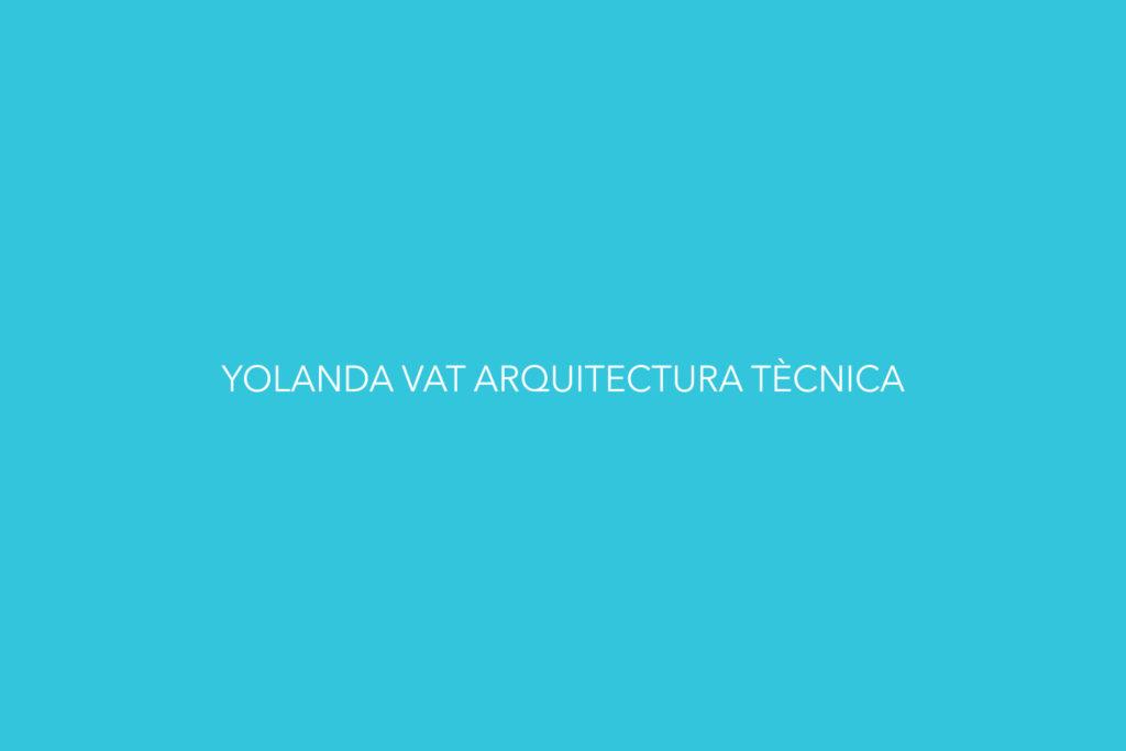 <b>Yolanda Vat</b> Imagen corporativa